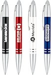 Metallic Bullet Pens